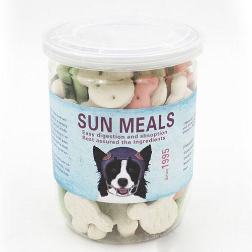 Bánh thưởng hình xương Sun Meals
