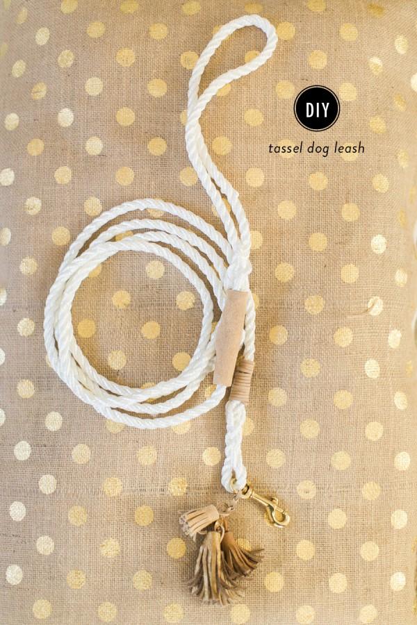 dây xích màu trắng